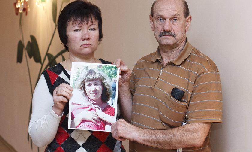 Katowice. Zatrzymanie Marka G. męża Anny Garskiej poszukiwanej od lipca 2012 roku