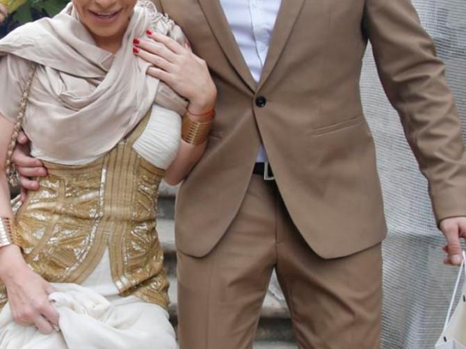 U Danijelu je gledao Beograd: Originalniju venčanicu odavno nismo videli, kad čujete KAKO JE KUPLJENA i kako je mladoženja osvojio mladu, KRENUĆE VAM SUZA