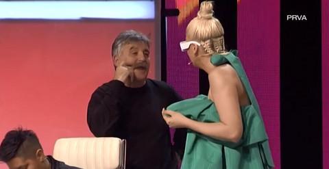 Pljuvačka završila na haljini: Jelena Karleuša i Bosanac zapanjili sve razgovorom o potenciji!