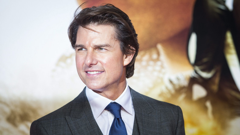 "Tom Cruise na premierze ""Mission: Impossible. Rogue Nation"" w Londynie"