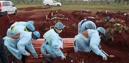 """Nowa epidemia nadciąga z Afryki. """"10 razy bardziej zabójcza niż COVID"""""""