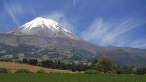 Zmumifikowane ciała sprzed 50 lat znalezione na zboczu wulkanu Pico de Orizabo