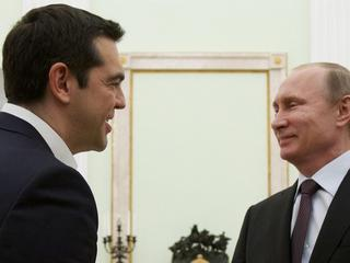 RUSSIA GREECE DIPLOMACY