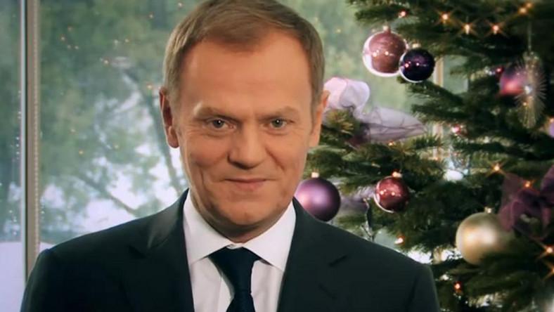 Czego premier życzy Polakom w 2011 roku?