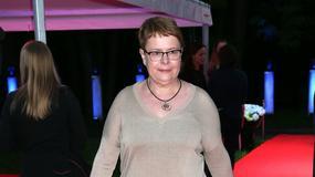 Ilona Łepkowska złamała nogę