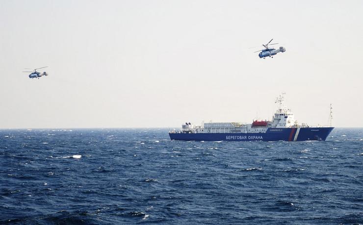 ruska obalska straža