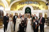 Milanka Karić, Bogoljub Karić, venčanje