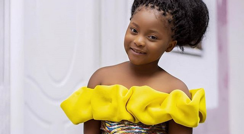 5 stunning photos of child model, Nayeeta the Poet we could gaze at forever