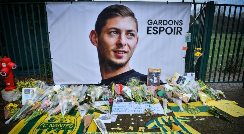 Police confirm body recovered from plane wreckage is Emiliano Sala as Super Eagles stars pay tribute