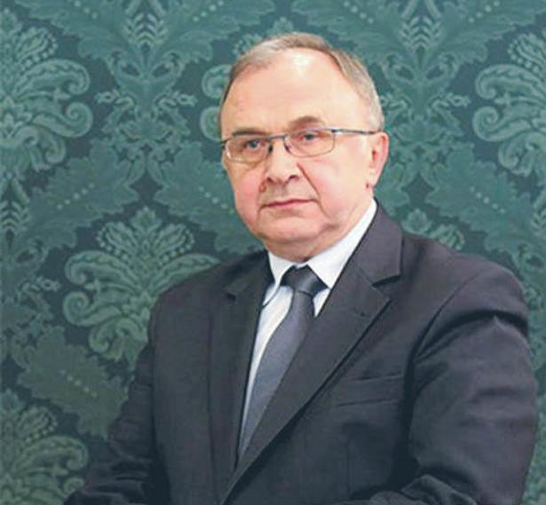 Edmund Pryca adwokat, rzecznik dyscyplinarny Izby Adwokackiej w Łodzi fot. Materiały prasowe