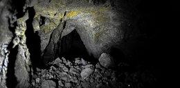 Tajny tunel w kopalni srebra. Niesamowite wideo