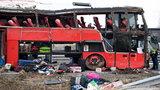 """Tragiczny wypadek pod Jarosławiem. Pięć osób nie żyje, a 41 jest rannych. """"To była masakra""""!"""