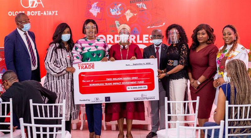 Borderless Trade Author launches N2 million Investment Fund at the book launch