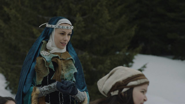 Sloboda Mićalović je Ana, žena Stefana Prvovenčanog