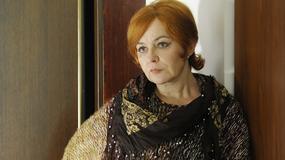 """Aleksandra Konieczna i Robert Więckiewicz na planie filmu """"Mój brat"""""""