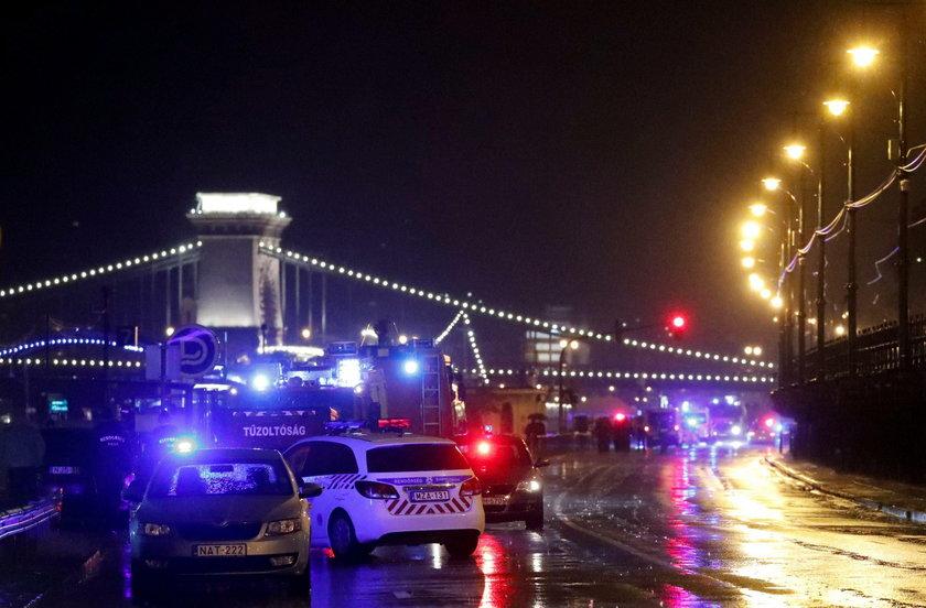 Tragedia na Dunaju