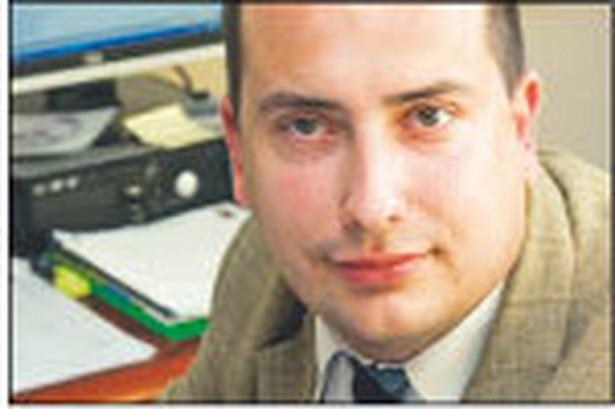 Andrzej Kurkiewicz, zastępca dyrektora departamentu strategii w Ministerstwie Nauki i Szkolnictwa Wyższego