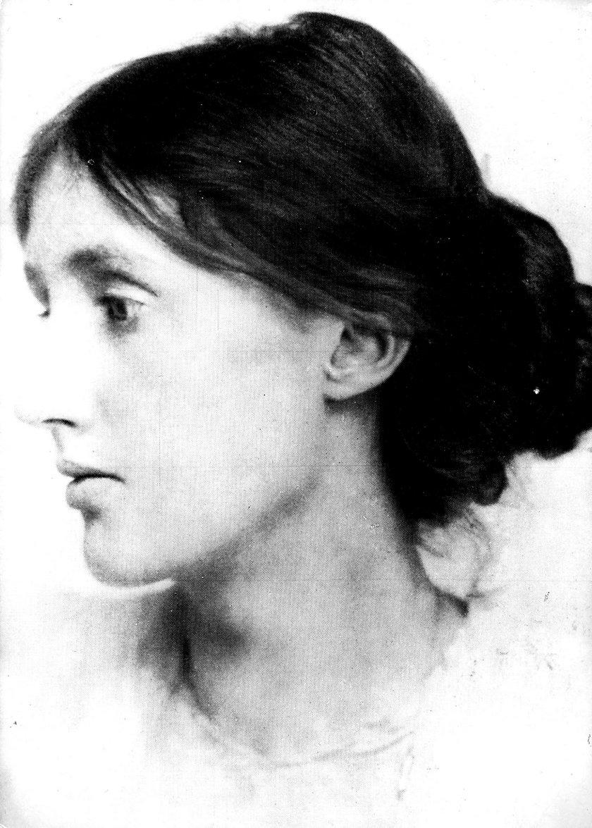Angielska pisarka Virginia Woolf