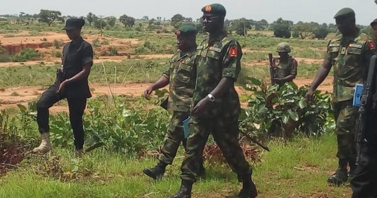 Army steps up operations against terrorists, criminal elements nationwide - Pulse Nigeria