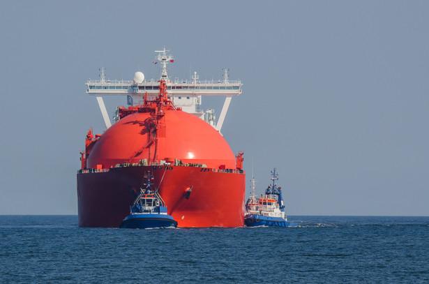 Skroplony gaz zostanie poddany procesowi tzw. regazyfikacji, czyli przywrócenia - poprzez ogrzanie - do postaci gazowej.