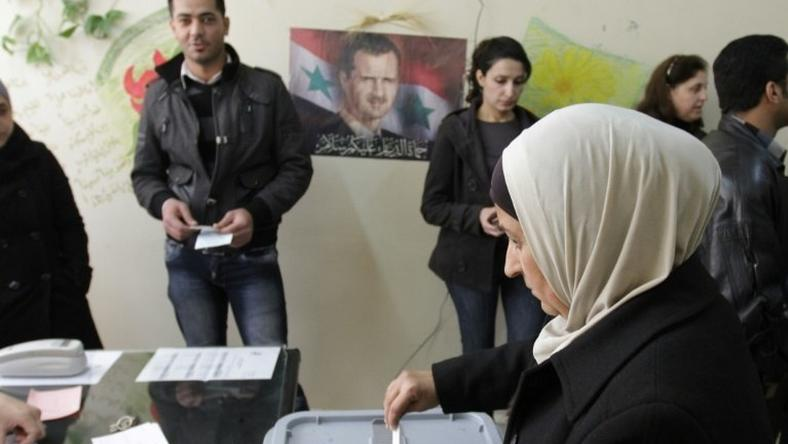 Syria last held local elections in December 2011