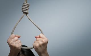 Pandemia nie zwiększyła skali samobójstw