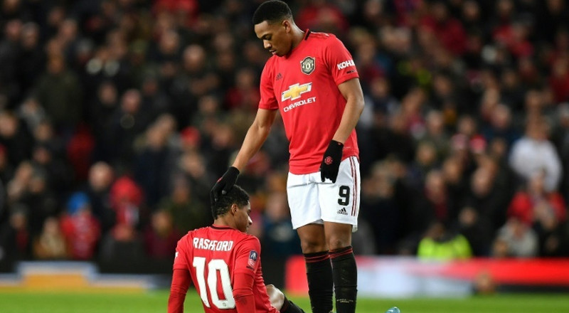 Man Utd lose Rashford for 'weeks' - Solskjaer