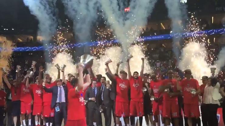 CSKA prvak Evrope