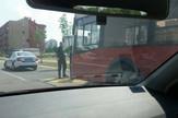 Udes autobus i bicikl