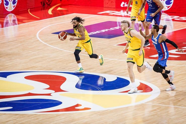Košarkaška reprezentacija Australije