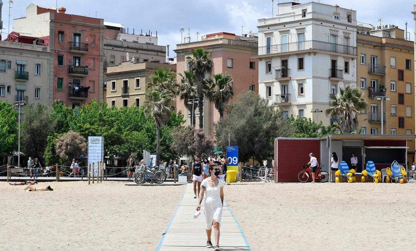 Turysta z Holandii zginął w supermarkecie w Barcelonie.