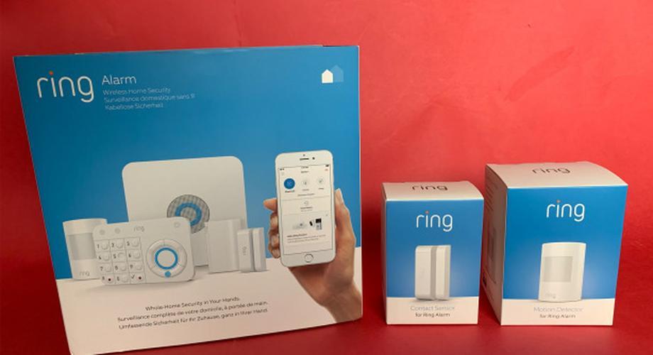 Ring Security Alarmanlage im Test: einfach installiert und gut