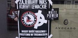 Faszyści atakują gdańskie restauracje! Padły groźby