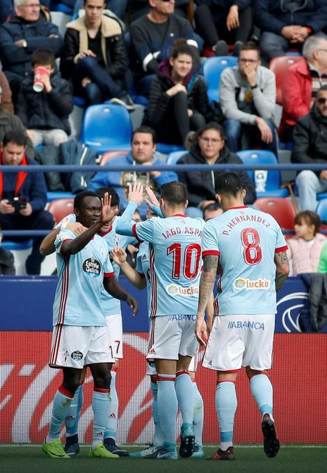 Radost fudbalera Selte u Valensiji