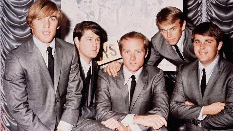 The Beach Boys (fot. Getty Images)