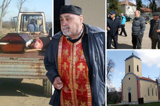 Kombo Svestrenik pop Nenad Obradovic