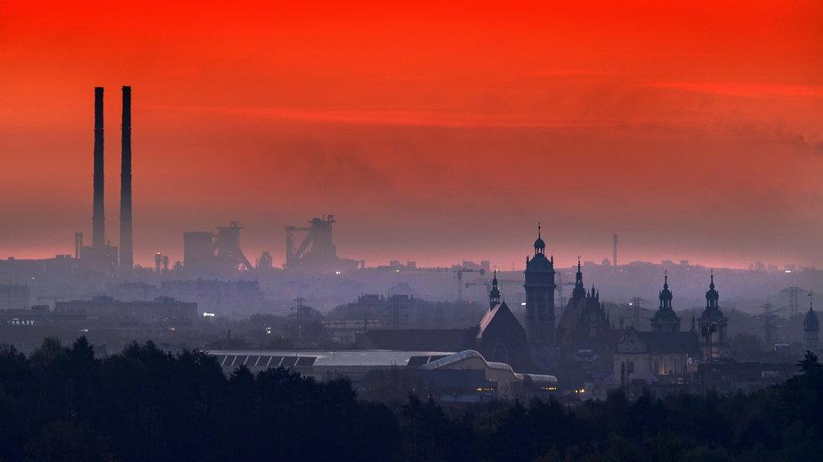Kraków w niechlubnym zestawieniu zajął 20 miejsce na świecie