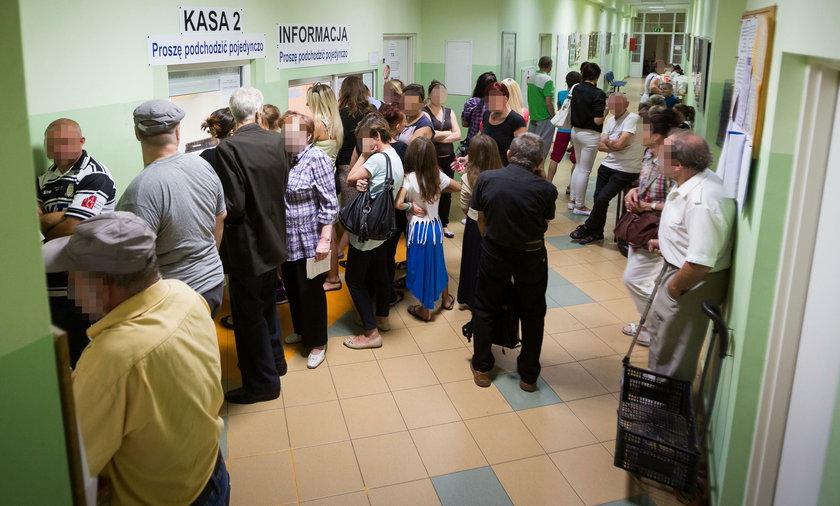 Kolejka po 500+ w MOPS w Mysłowicach