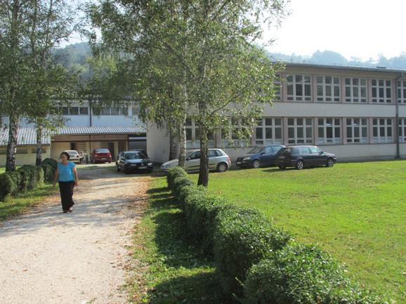 Područna škola Konjević Polje kod Bratunca