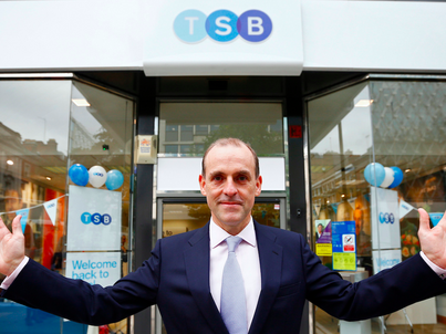 TSB apologises as payments glitch hits on payday