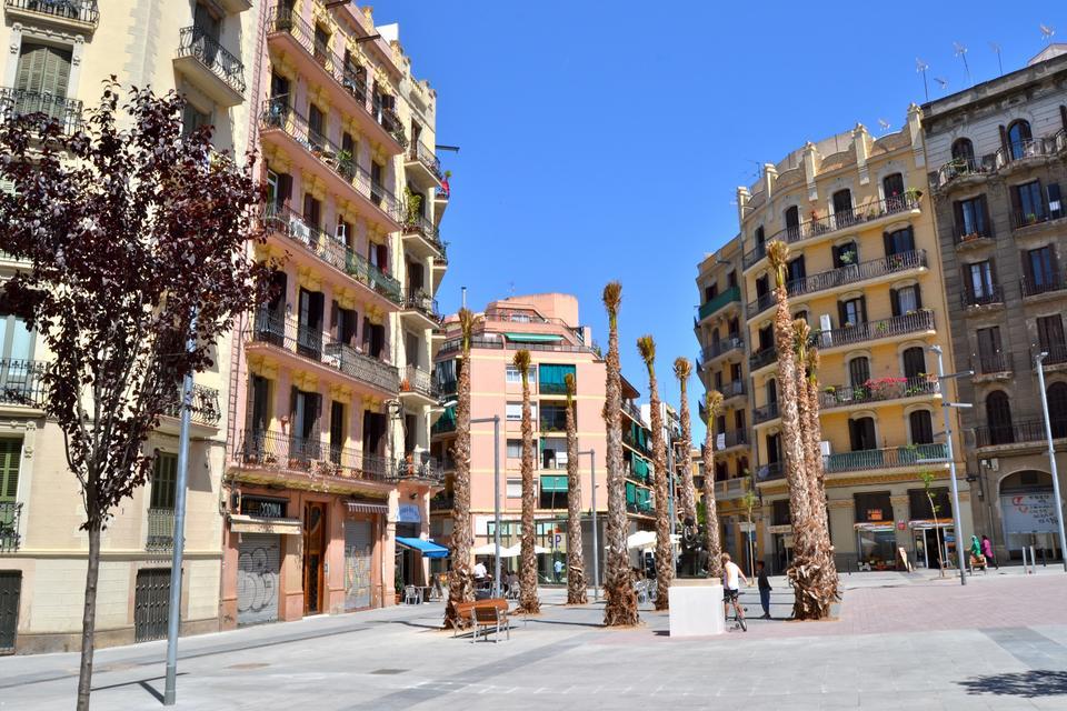 23. El Poble-sec, Barcelona, Hiszpania