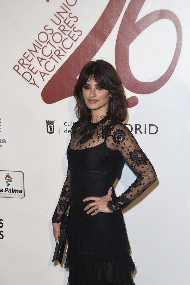 Penelope Cruz na Actors Union Awards 2017