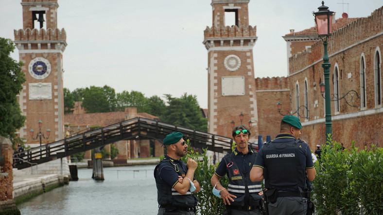 Ochrona szczytu G20 w Wenecji