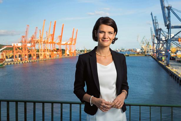 Katarzyna Gruszecka-Spychała, wiceprezydent Gdyni