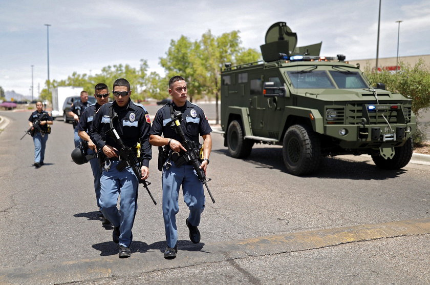 Strzelanina w centrum handlowym w USA. Zginęło 20 osób