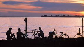 Vorarlberg na rowerze - szlak wokół Jeziora Bodeńskiego