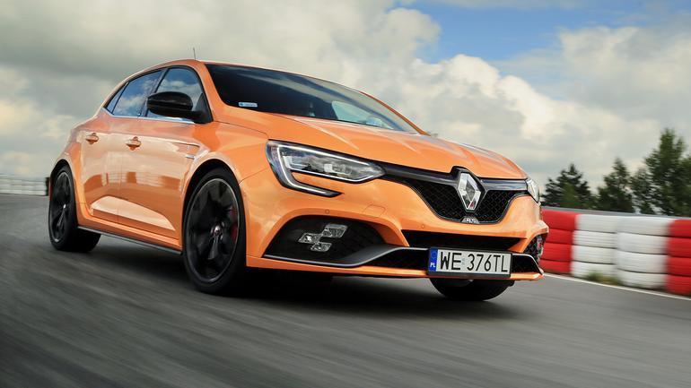 Renault Megane R.S. - zwinność to jego specjalność