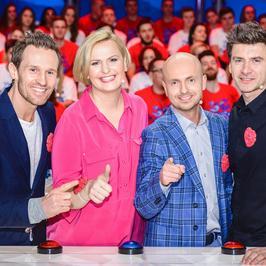 """""""Kocham Cię, Polsko"""": sportowcy kontra aktorzy"""
