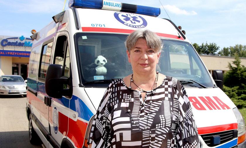 Ambulans dla Ukrainy