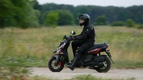 Czy skuter może mieć off-roadową duszę? – test taniego SYM Crox 125